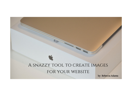 A snazzy tool to create images for your website
