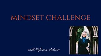 Mindset Challenge Program Rebecca Adams.