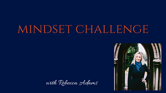 Mindset Challenge Program Rebecca Adams.