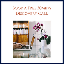 FREE Discovery Call with Rebecca Adams M