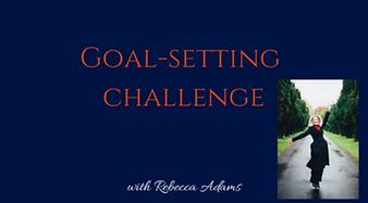 Goalsetting Challenge Program Rebeca Ada