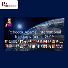 IIS 2019 Rebecca Adams International Int