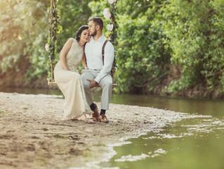 Mr. & Mrs | Styled shoot