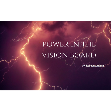 Power in the Vision Board