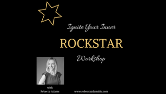 Ignite Your Inner Rockstar Workshop Rebe