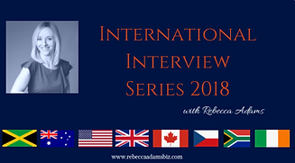 International Interview Series 2018 Rebe
