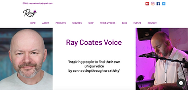 Ray Coates Voice website.png
