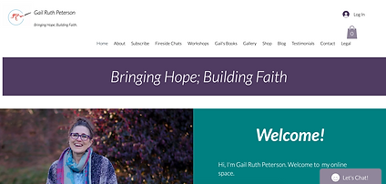 Gail Ruth Peterson website.png