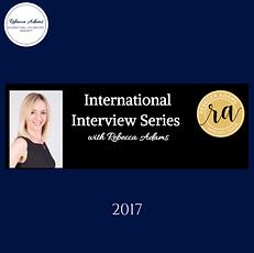 IIS 2017 Rebecca Adams International Int