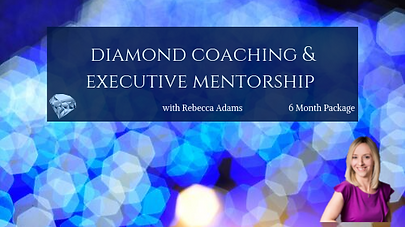Diamond Coaching & Executive Mentorship