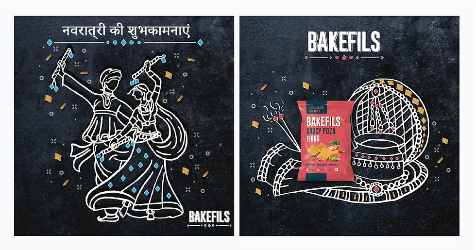 Bakefils Social Media Designs