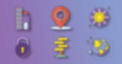 Sacred Capital Custom Icon Design
