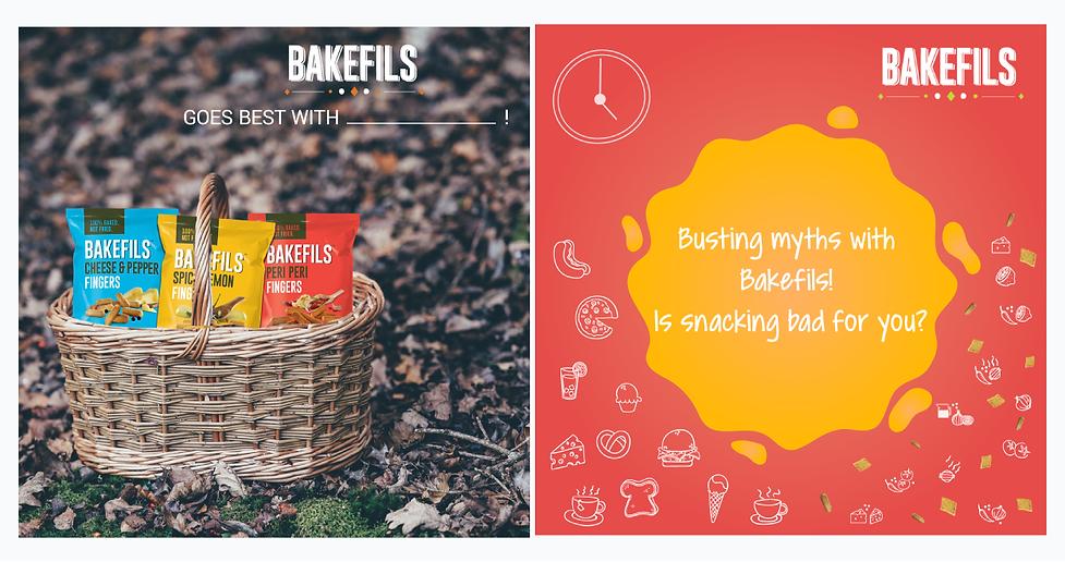 Bakefils Social Media Contests
