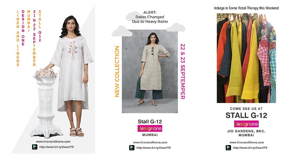 Linen and Linens Social Media Designs