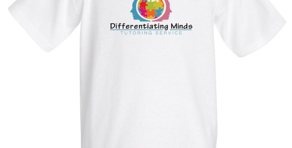 Differentiating Minds Logo Short Sleeve Shirt