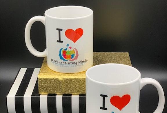 DMTS Coffe Mug