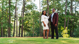 BROOK RUN PARK ELOPEMENT SESSION