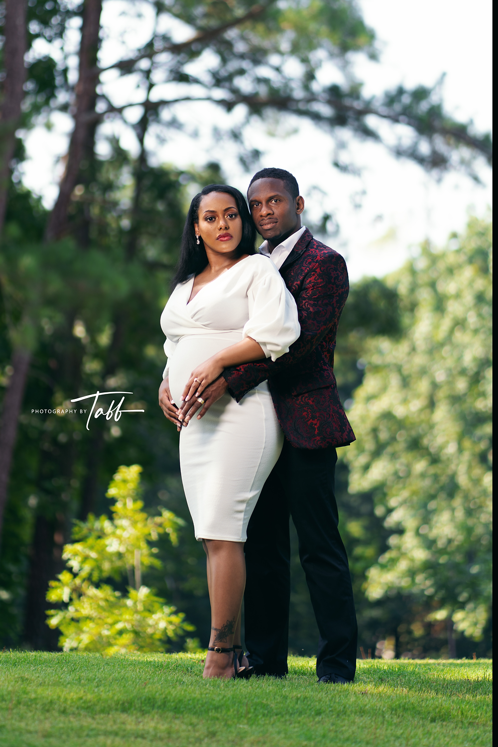 BROOK RUN PARK ELOPEMENT SESSION | Photography by Tabb