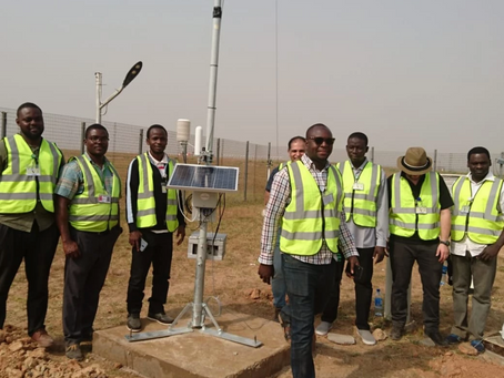 Weather Stations make a mark in Nigeria