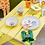 Thumbnail: Savannah Safari Bamboo Tablewear Set