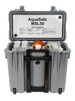 AquaSafe MSL50 Front View With Tray.png