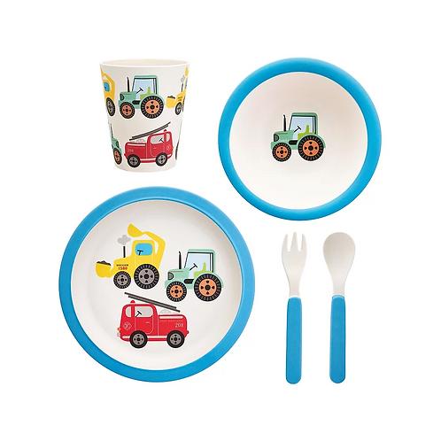 Transport Tablewear Set