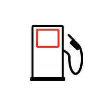 Gas Fuelling Icon | Hydrogen Fuelling | CNG Fuelling