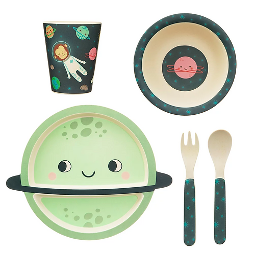 Space Explorers Tablewear Set