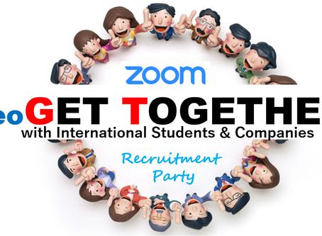 締切間近!【zoomイベント】第9回neoGET-TOGETHER参加企業募集!!