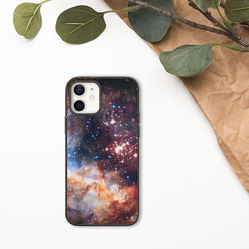 Biodegradable iPhone Case Featuring Hubble's Westerlund 2 Stellar Nursery