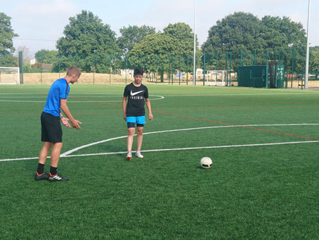 5 Great Things About One To One Football Coaching Sessions