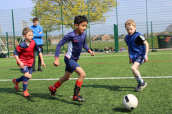 Football Holiday Course