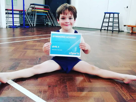 Why you should be taking your child to gymnastics classes in Reading
