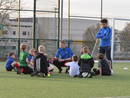 Why you need to try our Bracknell Football Training.