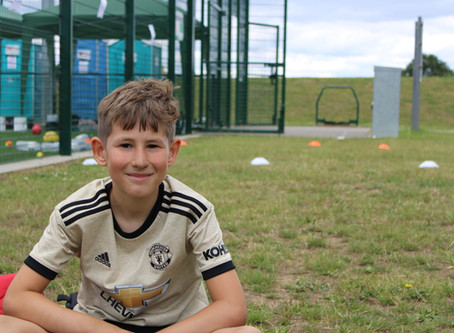 Changes To Football Plus Camps This October Half Term
