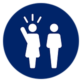 Dark Blue Young Leaders Icon.png
