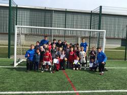 Woodley Football Camp