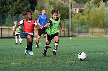 Bracknell Soccer Camp