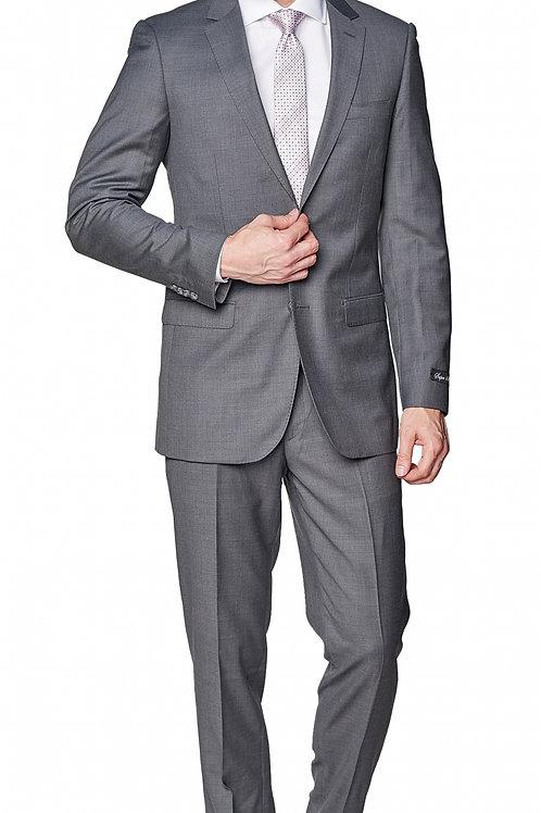 Giovanni Bresciani Medium Grey Suit