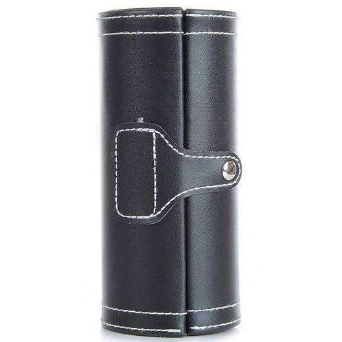 Mad Man Travel Shoe Shine Kit (Black or Brown)