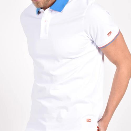 Stylish White Polo