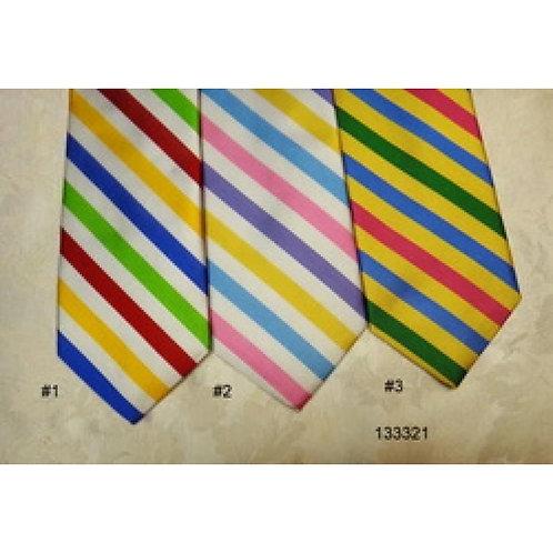 Silk Repp Stripe