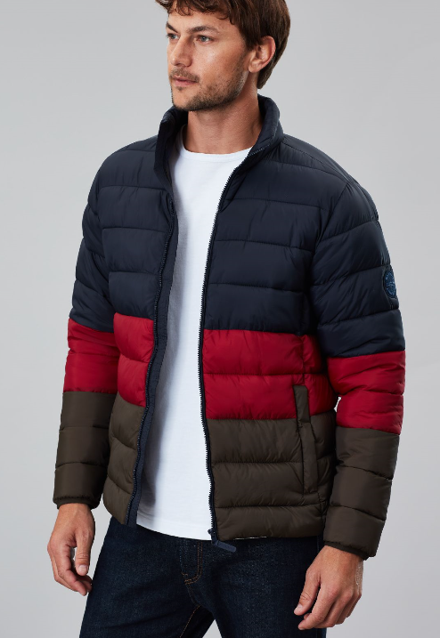 Go To Lightweight Padded Coat