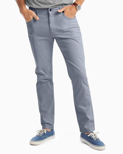 Sawyer Stretch 6-Pocket Pant In Cloud breaker