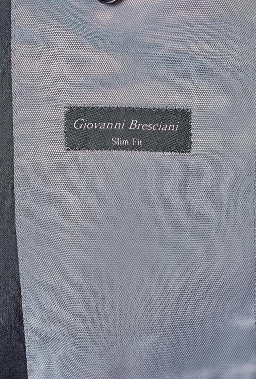 a87b34b2 Giovanni Bresciani Charcoal Grey Suit
