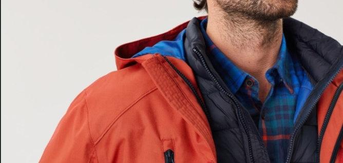 Rockwell 3 IN 1 Waterproof Jacket*