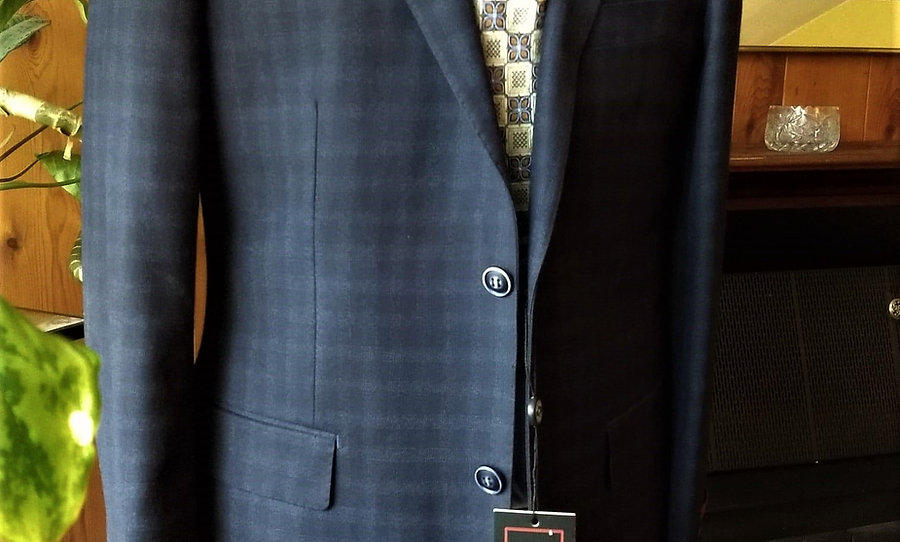 Bresciani-Marzatto contemporary fit 2 piece suit