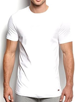 Tommy Hilfiger 3-Pack Classic Fit Crew Neck Tee's