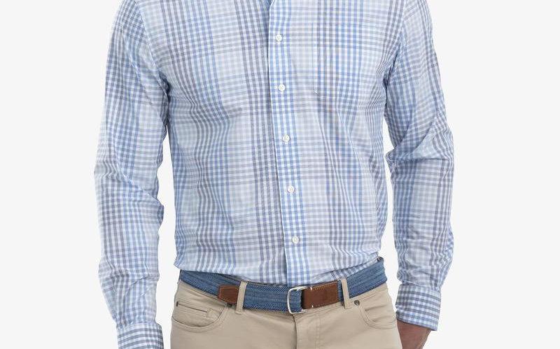 Bradshaw- Hangin'Out Button Down Shirt