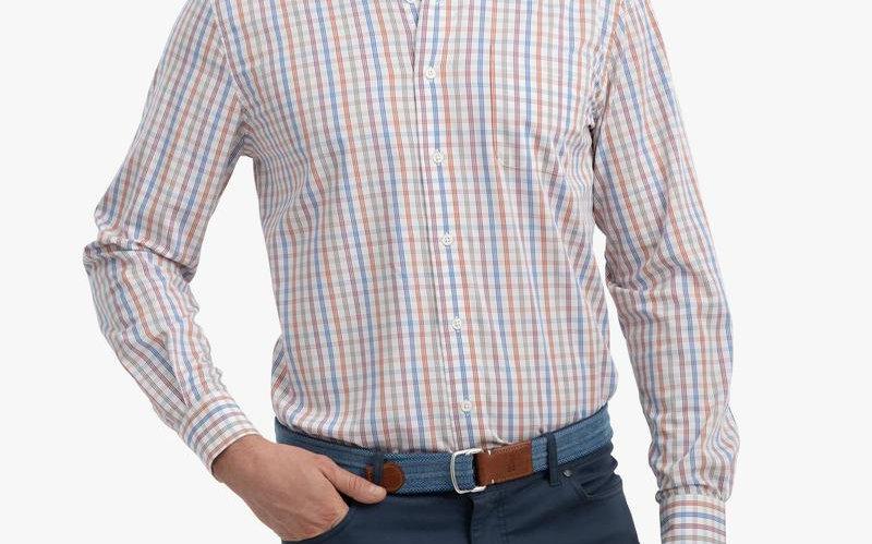 Racine PREP-FORMANCE Button Down Shirt